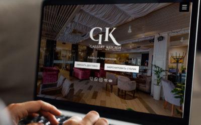 1st GALLERY создание сайта и интернет-магазина